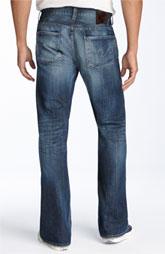 Как из джинсов сделать клеш 190