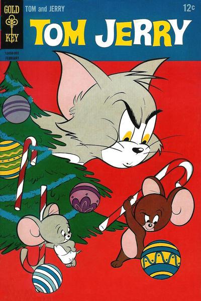 ტომი და ჯერი: სანტას პატარა დამხმარეები - Tom and Jerry: Santa's Little Helpers (2014)