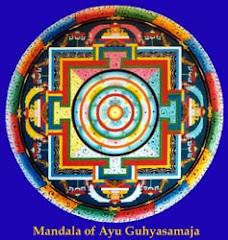 Mandala de Guru Budha Guhyasamaja
