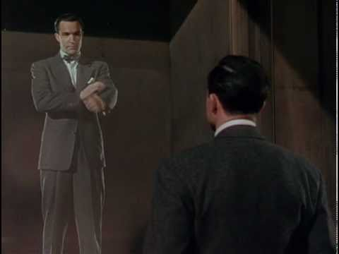 Gene Kelly Reflection dance Cover Girl 1944 movieloversreviews.blogspot.com