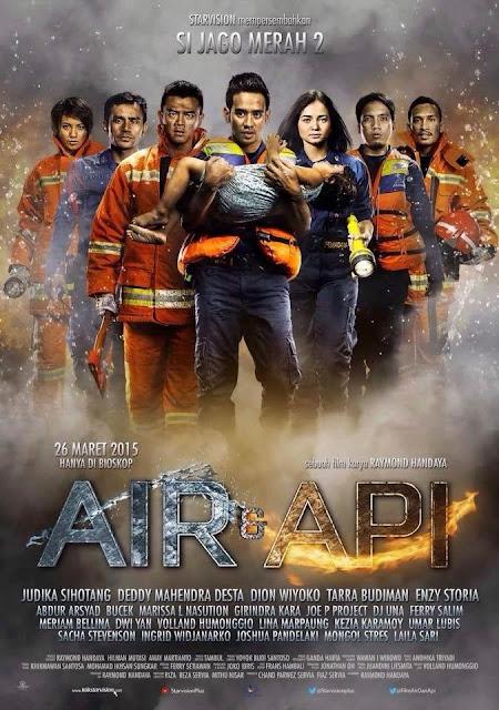 Free Download Air dan Api (2015) DVDRip 480p Terbaru Gratis
