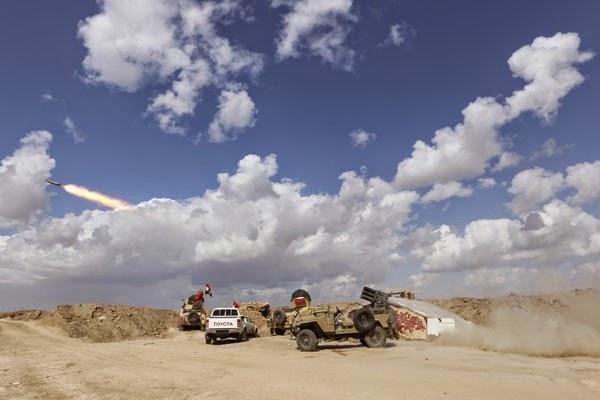 Swedia bergabung dalam koalisi anti-ISIS