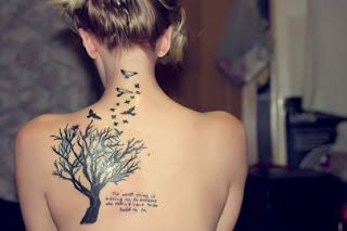 Tatto Femininas on Diferente Metamorfose  Inspire Se  Lindas Tatoo Femininas