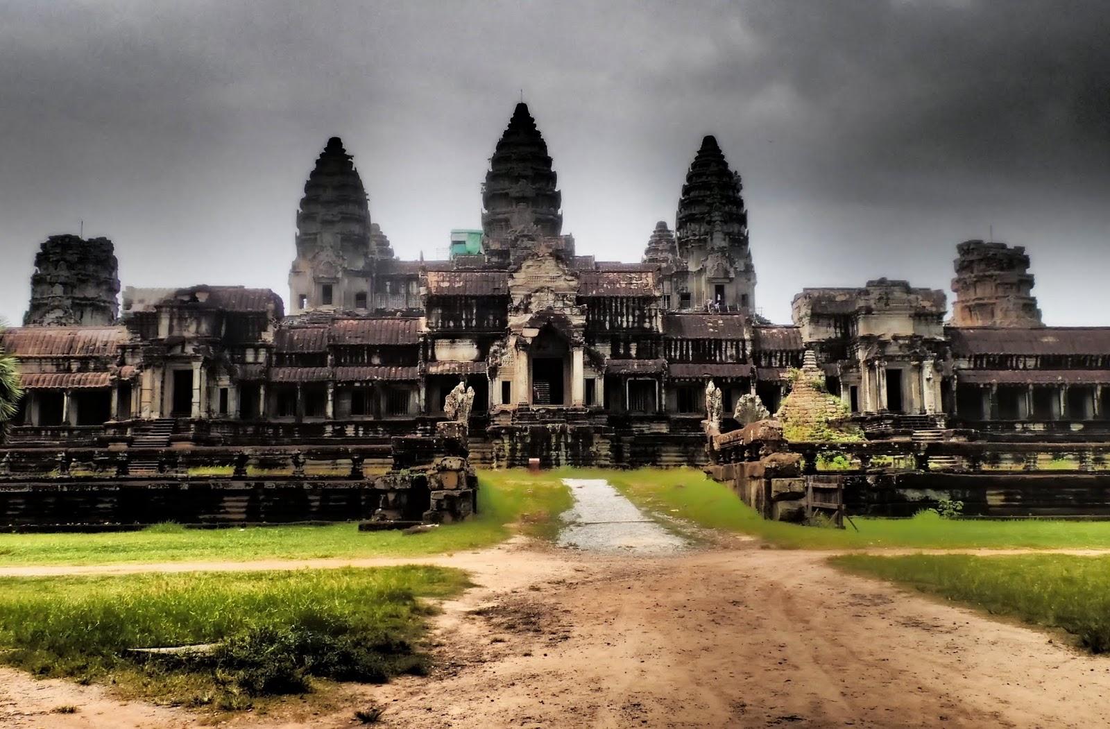 Planet Adventure12: Kingdom of Cambodia