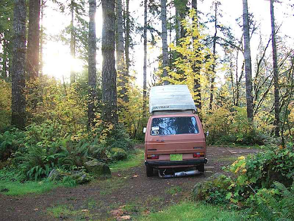 Westfalia travel, wrenching and general thoughts.