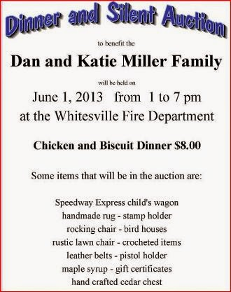 6-1 Miller Benefit Dinner &amp; Auction
