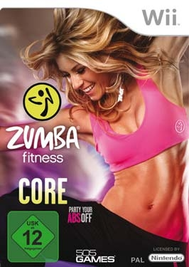 Fit mum review zumba core fitness and a giveaway for Mirror zumba