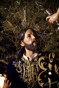 I Estación. Jesús en el Huerto de los Olivos