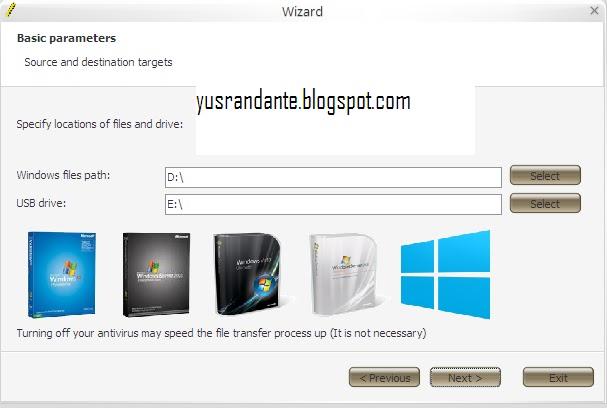 cara instal windows xp, 7 dan 8 dengan menggunakan flashdisk
