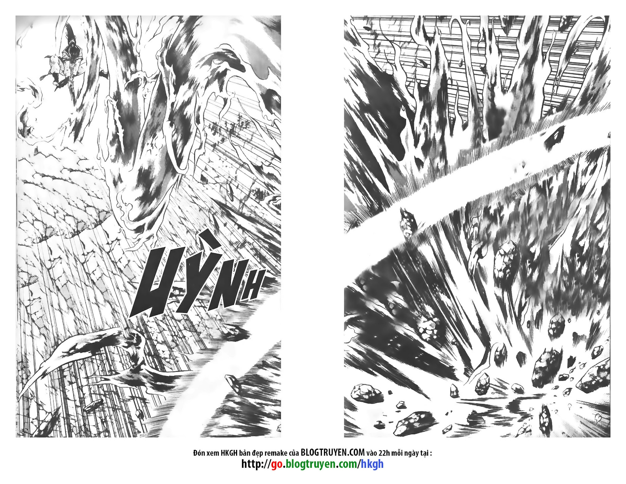 Hiệp Khách Giang Hồ - Hiệp Khách Giang Hồ Chap 304 - Pic 3