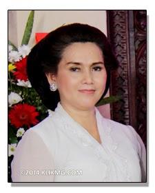 Ririn Agus Margi - Ketua HARPI DPC Banyumas - Penguji Nasional Tata Rias Pengantin
