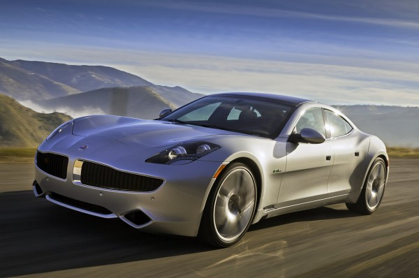 Technology Cars And Current Events Fisker Karma Luxury