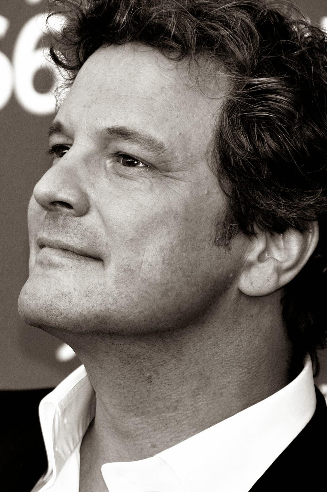 Colin Firth ad Hackney. luoghi di Londra. Life in London