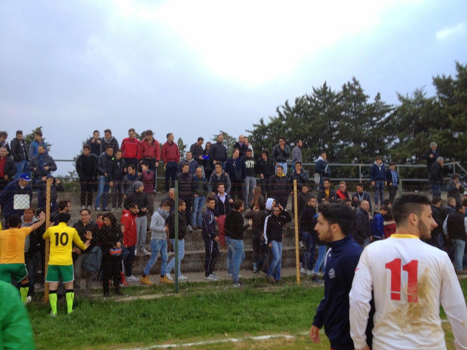 Calcio. Finisce 0 - 0 il derby Giuliana-Corleone, ma è stata una festa di sport