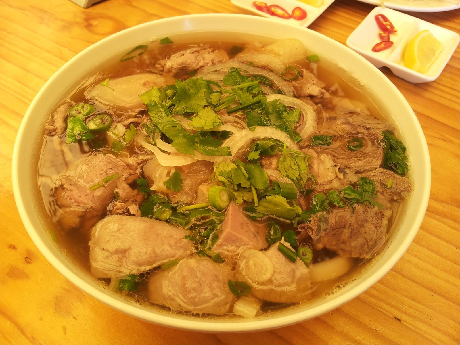 Cafe Saba, Pho, Combination Pho, Pho Tai, Vietnamese, Norwood, Parade, Adelaide