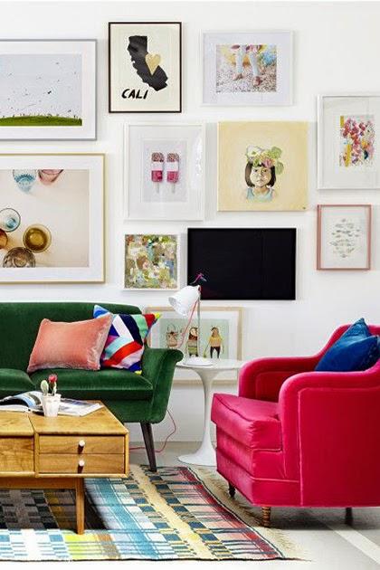 parede colorida, colagem, adesivo, contact