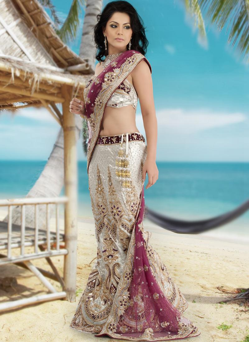 ENTERTAINMENT PORTAL: Indian Wedding Dresses