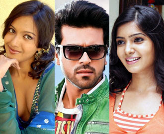 Ram Charan New Movie, Ram Charan to Romance With Samantha Catherine, Koratrala Shiva To Direct Ram Charan
