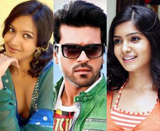 Ram Charan New Movie, Ram Charan to Romance With Samantha Catherine, Koratrala Shiva To Direct Ram Charan