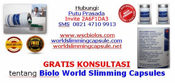 Biolo World Slimming Capsules