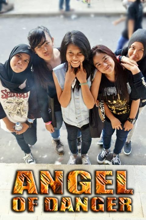 Angel Of Danger Band Female Hardcore Blitar Foto Personil Logo Wallpaper