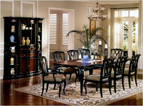 tropical dining room furniture country dining room furniture shaker