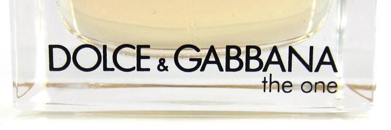 Dolce & Gabbana • the one EdP