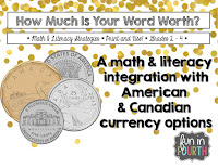 https://www.teacherspayteachers.com/Product/How-Much-is-your-Word-Worth-American-and-Canadian-Coins-Math-and-Spelling-337392