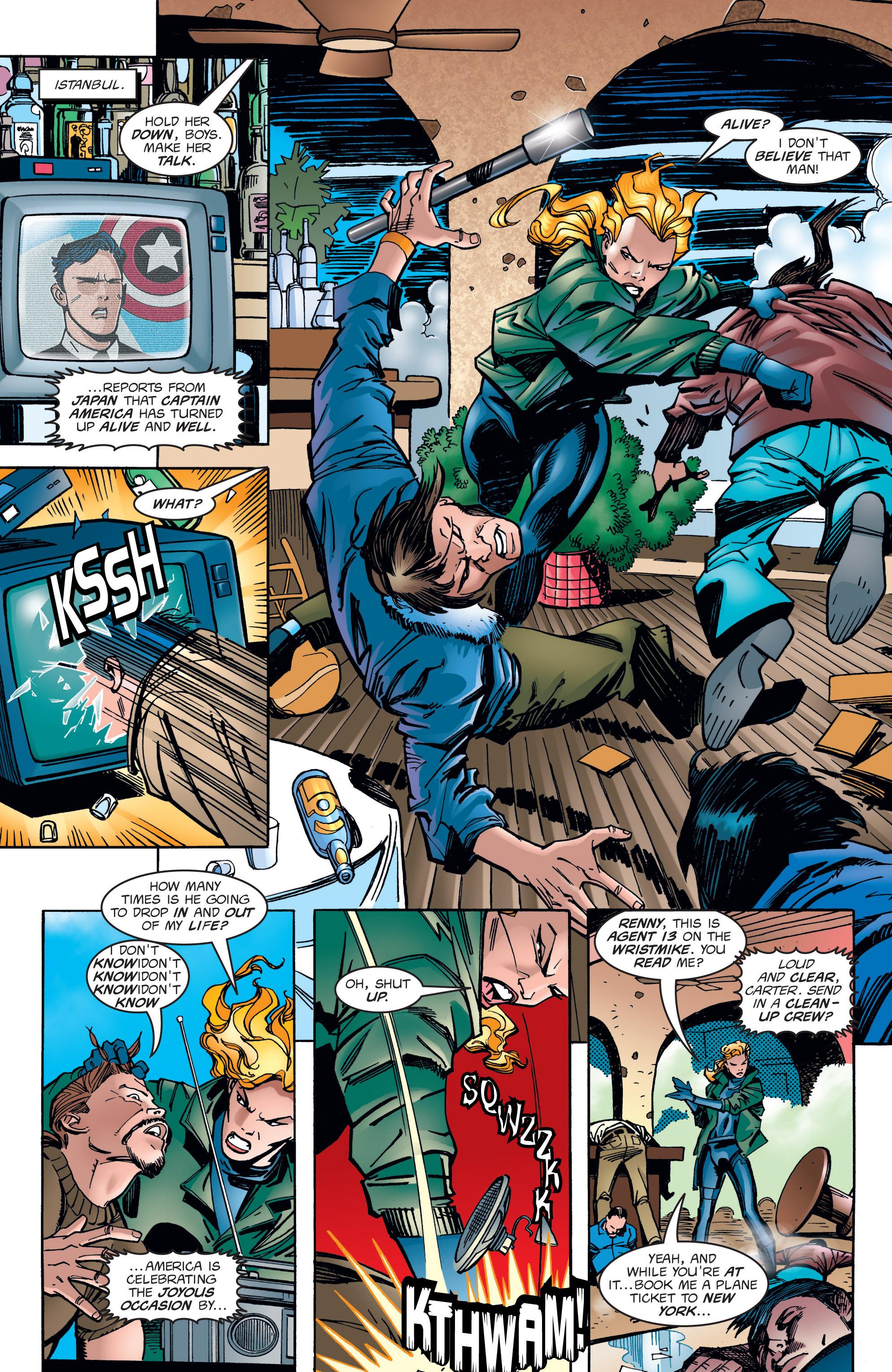 Captain America (1998) Issue #1 #4 - English 33