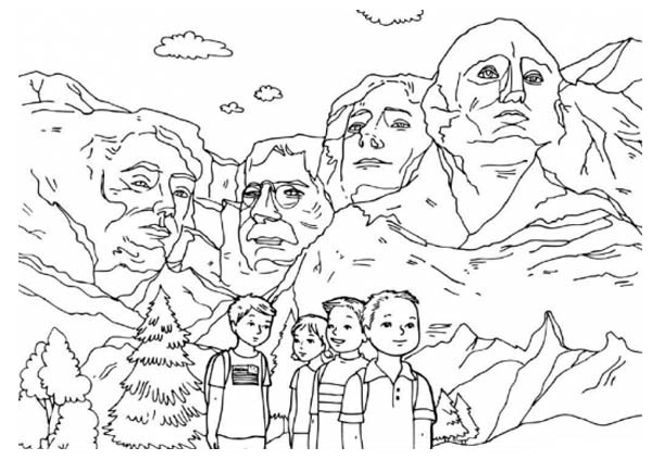Presidents Day Coloring Pages Printable Presidents Day Abraham Lincolnpresidents Day 2016 Coloring Page .