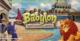 Highland Methodist Vacation Bible School