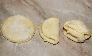 Печенья из творога или творожные печенья пошаговый рецепт