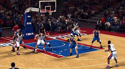NBA 2K14 ENBSeries Mod