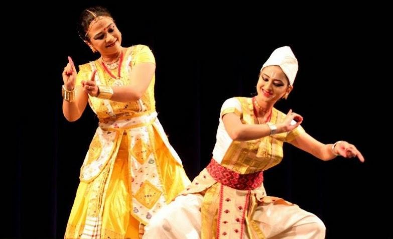 Sattriya Dance Company at Bollywood Musical Night, Edison, NJ | photo: Prasenjit Khanikar