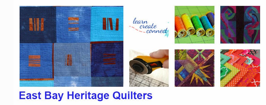 East Bay Heritage Quilter