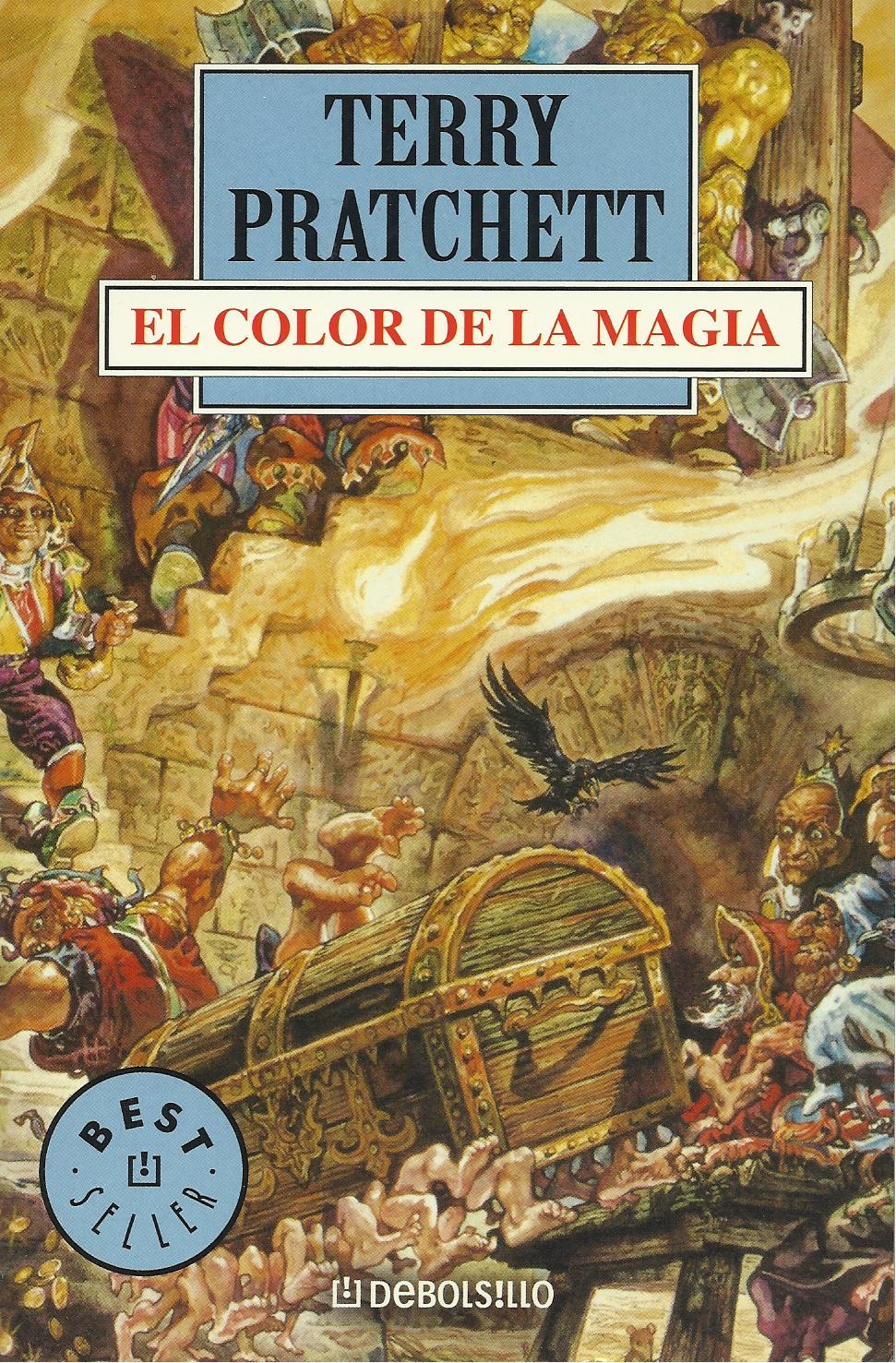 Babel en la Biblioteca/ Terry Pratchett   El Marcador De Libros