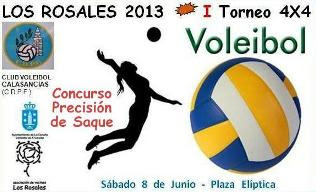 Inscripcin y Bases 4x4 Voleibol