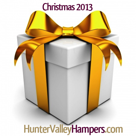 Newcastle Christmas Hampers 2013