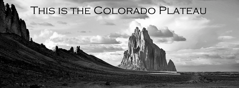 This is the Colorado Plateau: Science, Research and News