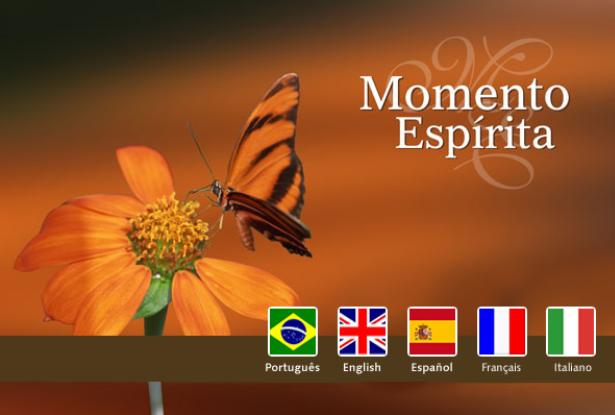 momento espírita