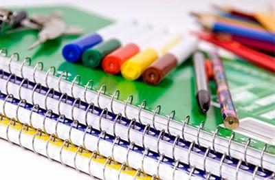 Cómo ahorrar en la compra de material escolar
