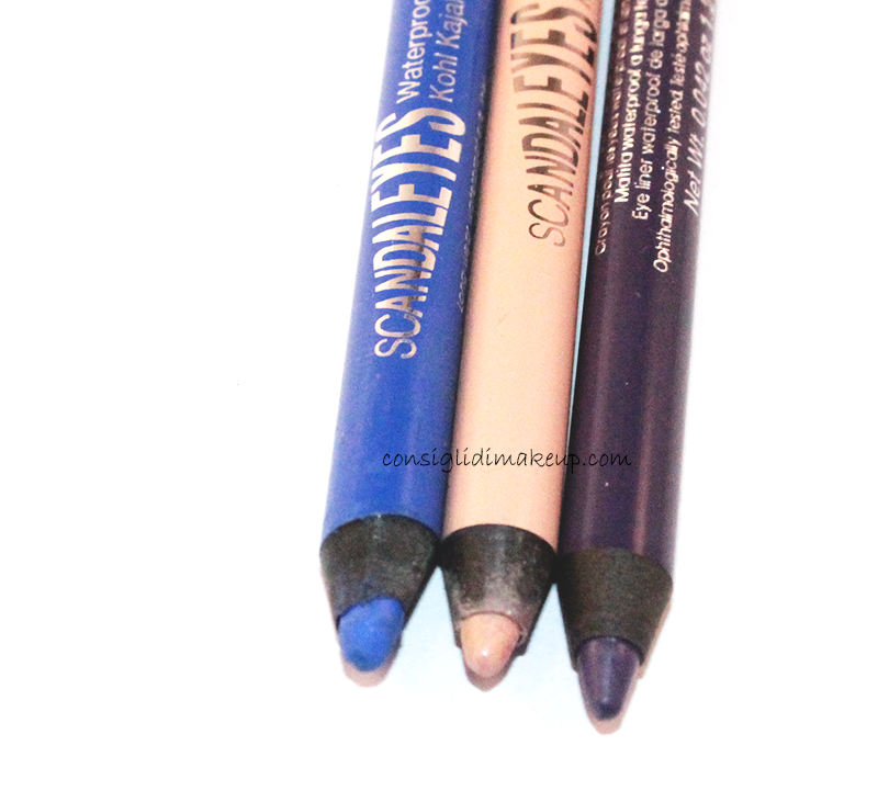 scandaleyes kohl kajal rimmel review