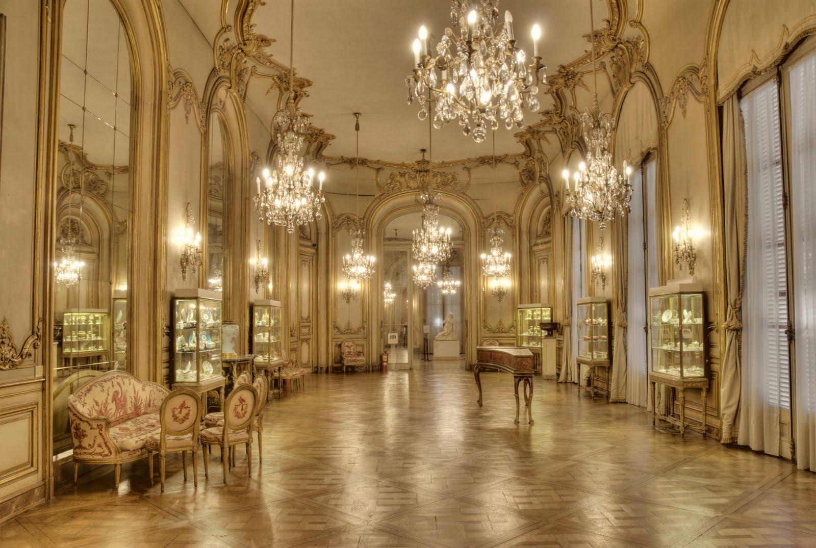 Brugmann conservaci n y restauraci n de objetos de arte el palacio err zuriz un reducto - Salones antiguos ...