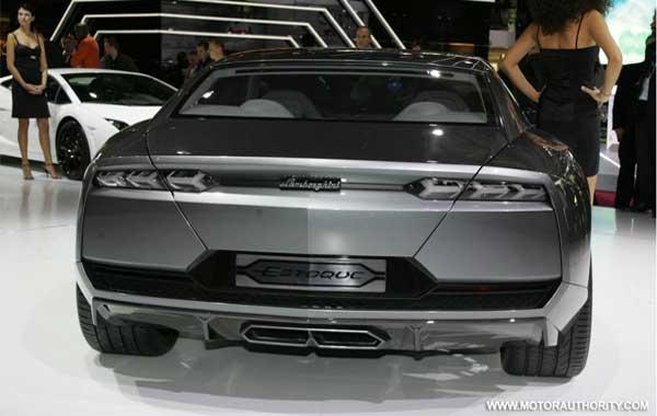 2014 Lamborghini Estoque U2013 Engine