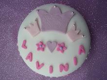 Princess Lavinia Cake