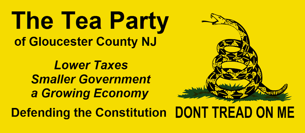 GLOUCESTER COUNTY TEA PARTY
