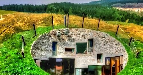 Underground House In Switzerland A1 Pictures