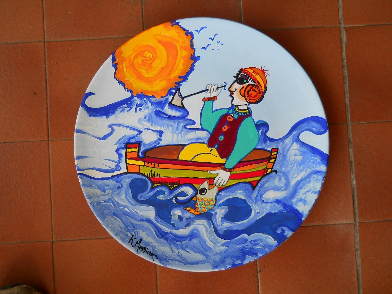 Ceramiche e dintorni: piatti