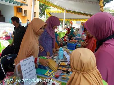 Bazar Milad 6 YDSF Malang