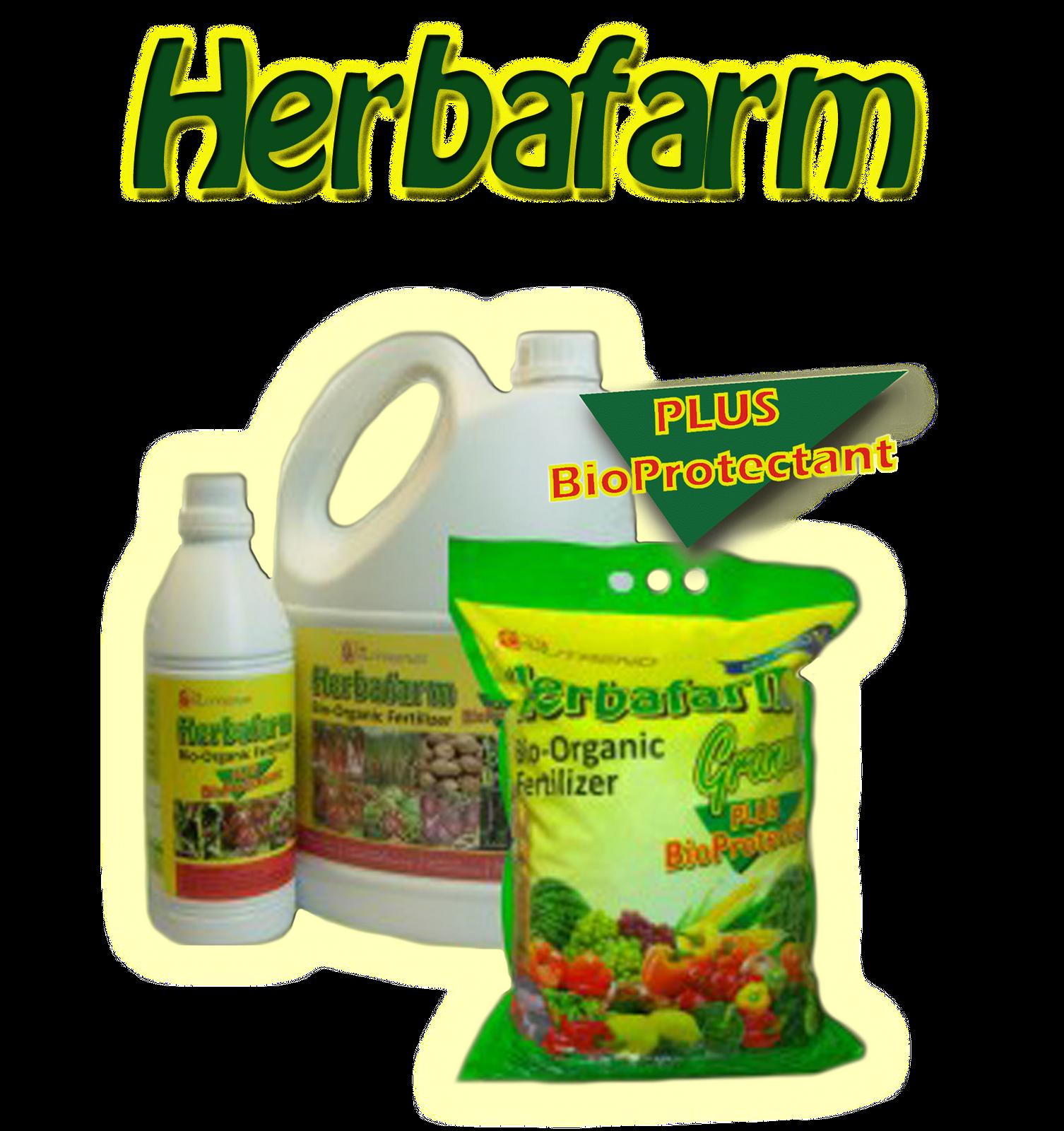 Produk herbafarm cair dan granul produksi pt sido muncul